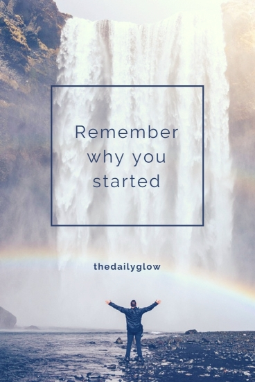 Inspire yourself - The Daily Glow