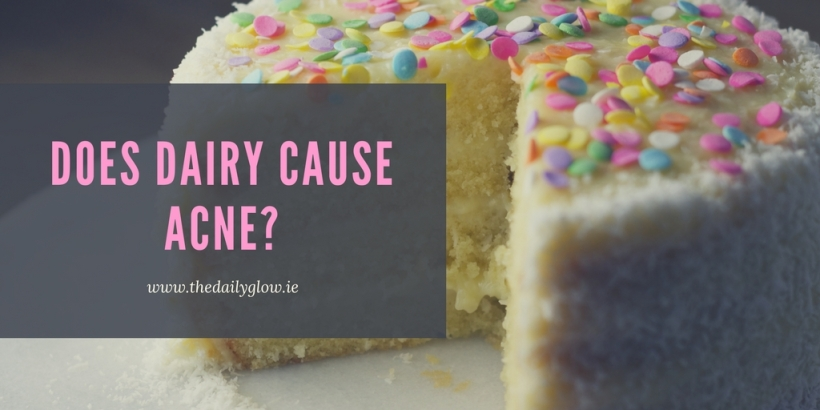 Does dairy cause acne? | The Daily Glow